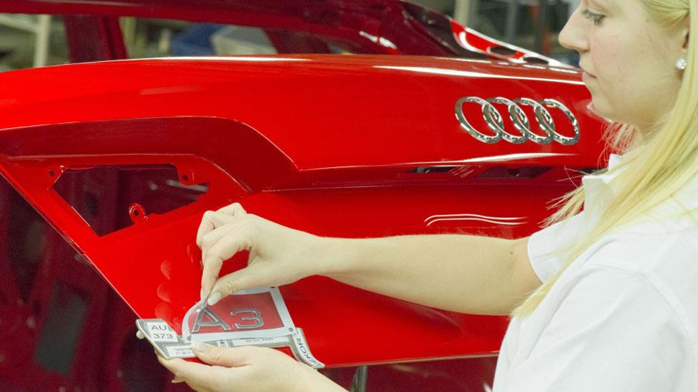 Audi vende más y recorta su beneficio