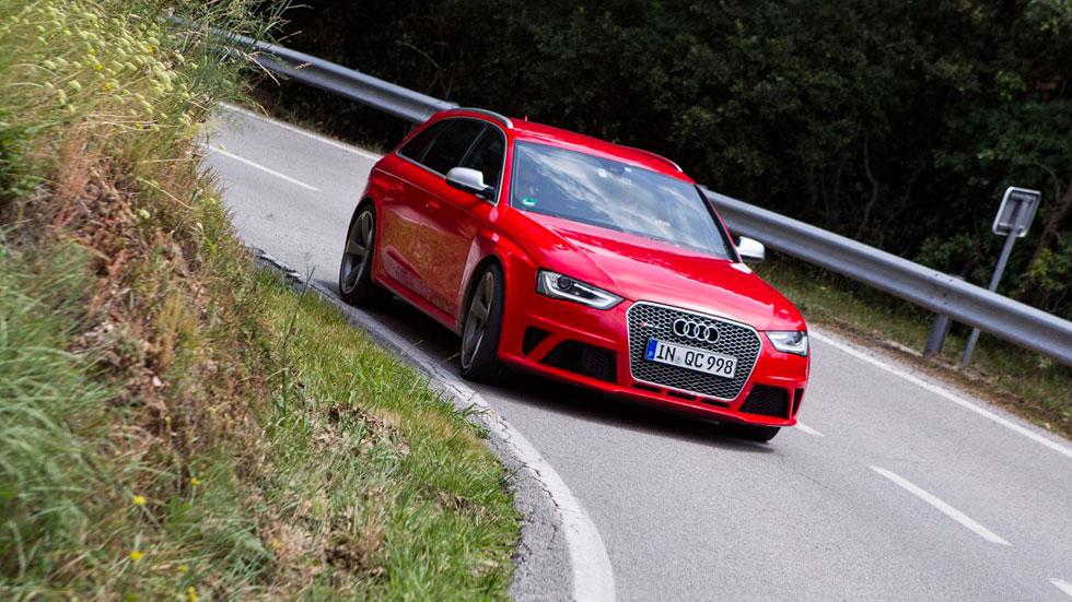 RS, la deportividad de Audi tiene sus siglas