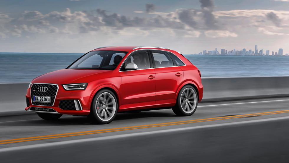 Audi RSQ3, quattro para cinco