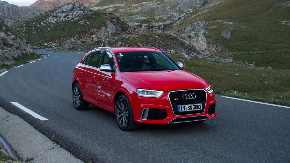 Contacto: Audi RS Q3, salta a la vista