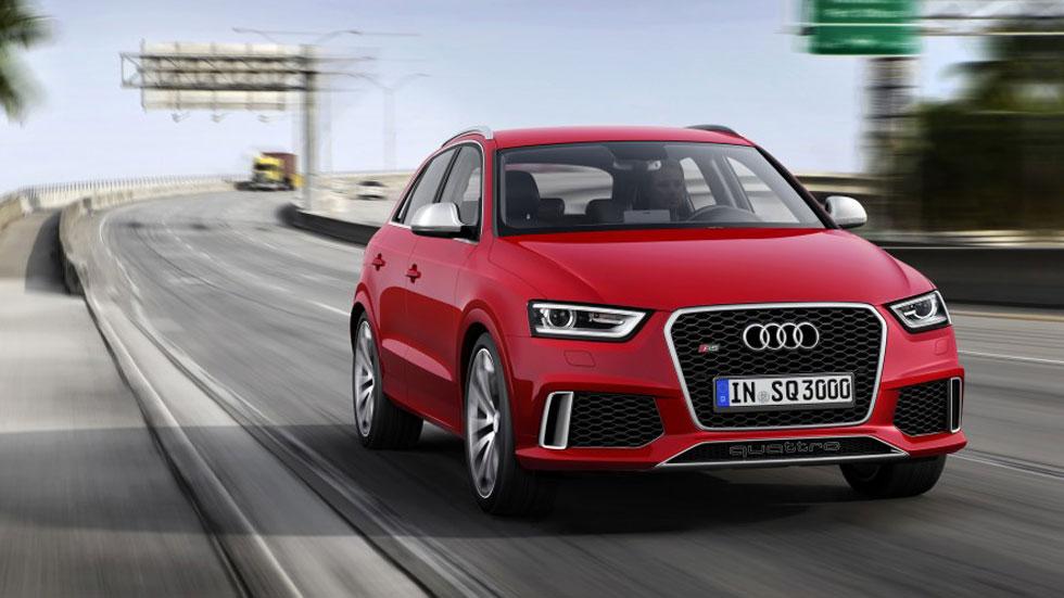 Audi RS Q3, hambre de emociones