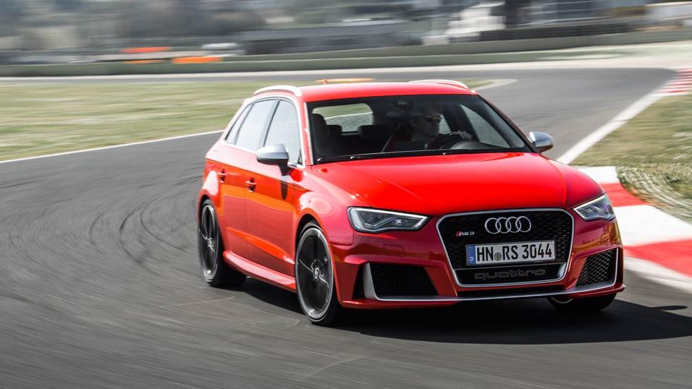 Audi RS3, concentrado de deportividad