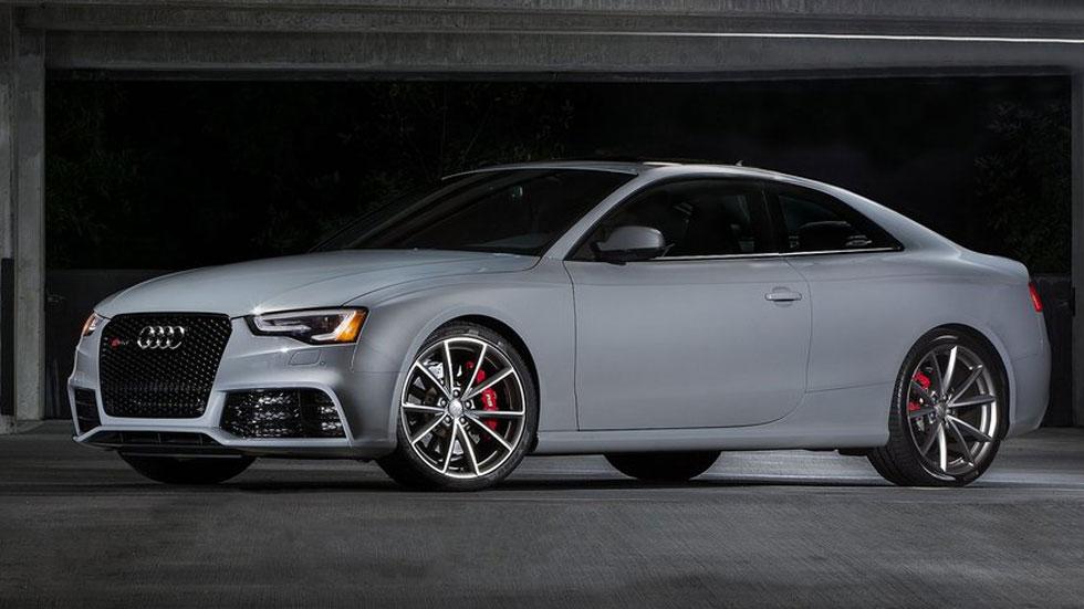 Audi RS5 Coupé Sport Edition, regalo de Navidad
