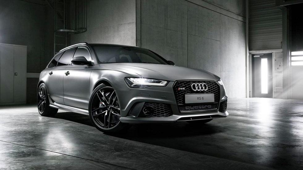 Audi RS6 Avant Exclusive, personalización deportiva con carácter