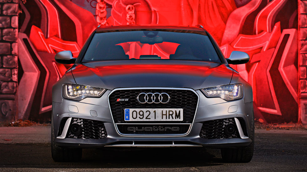 Prueba: Audi RS6, superdeportivo familiar