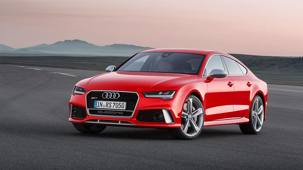Audi RS7 Sportback, tecnología y lujo deportivos