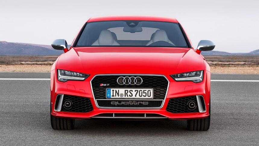 Precio del Audi RS7 Sportback, ya a la venta