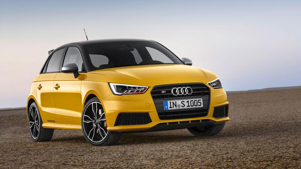 Audi S1, deportividad y adrenalina concentradas