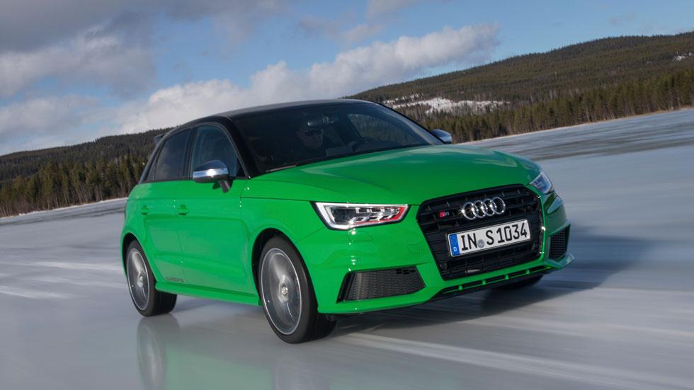Contacto: Audi S1, el utilitario más potente