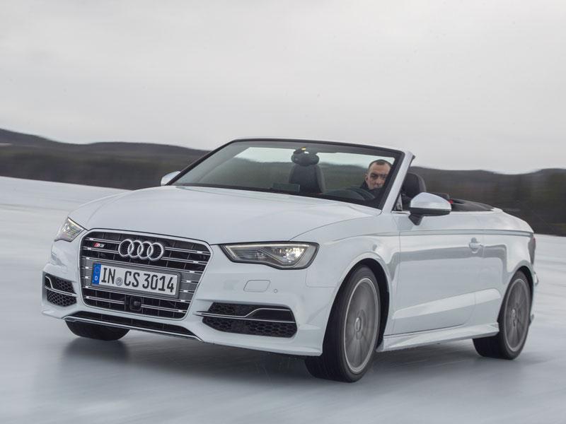 Contacto: Audi S3 Cabrio, emoción total