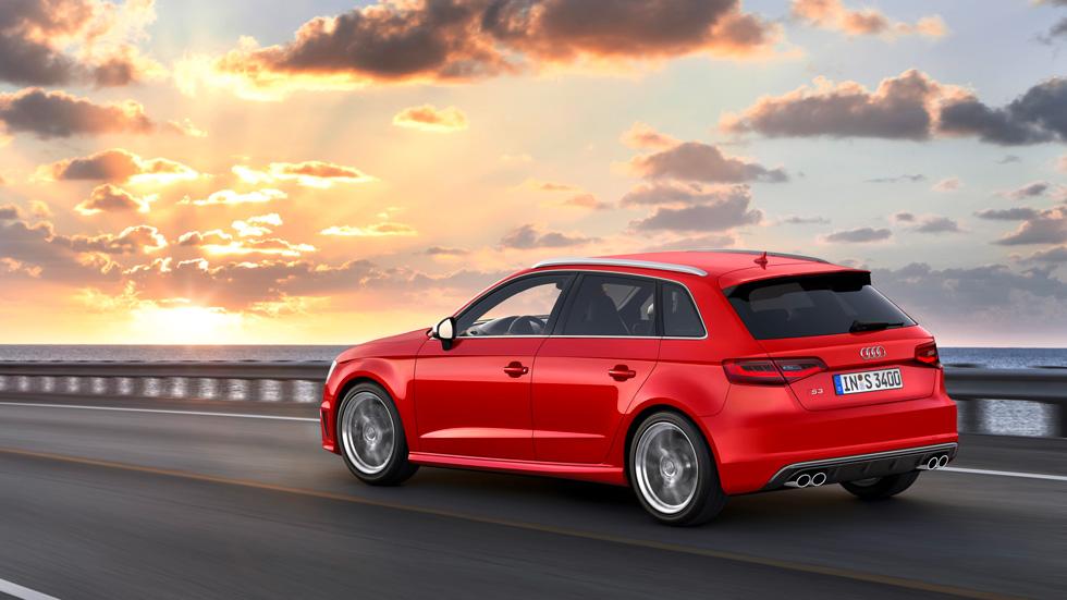 Audi S3 Sportback, más deportivo y funcional