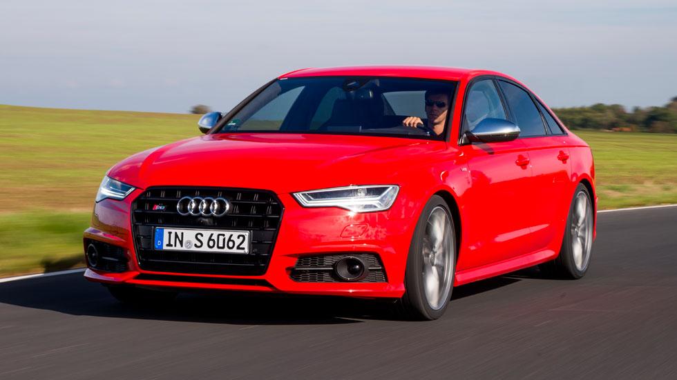 Audi S6, RS 6 y Allroad Quattro, los más exclusivos y potentes