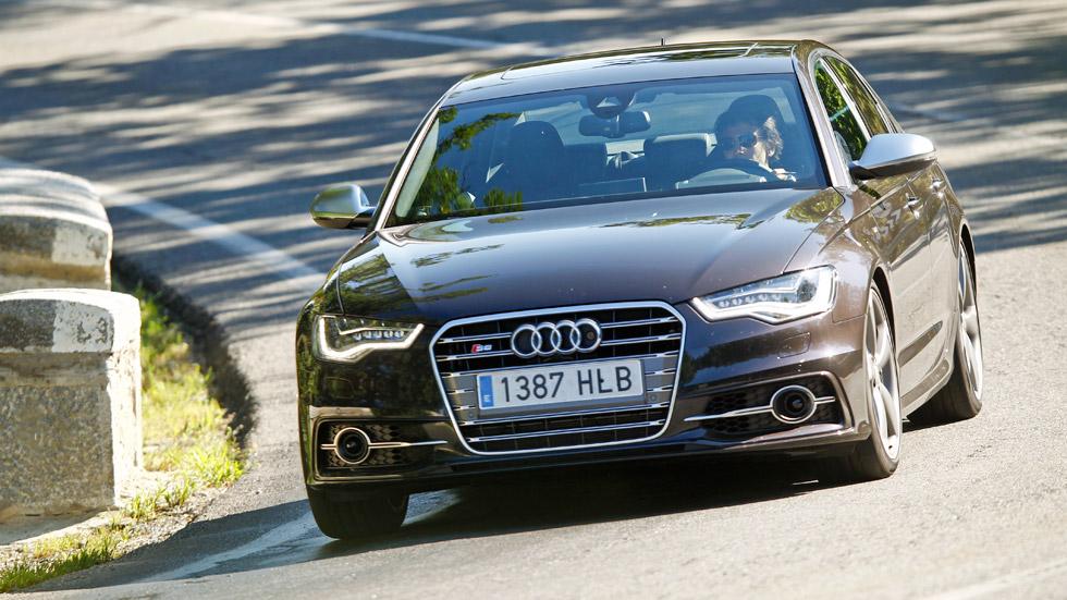 Prueba: Audi S6, atleta de traje