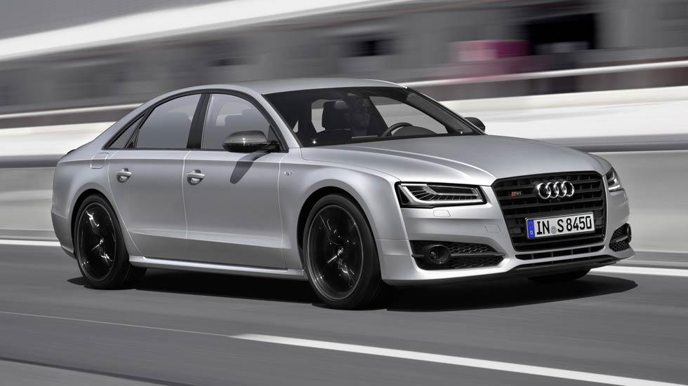 Audi S8 Plus, el más extremo con 605 CV