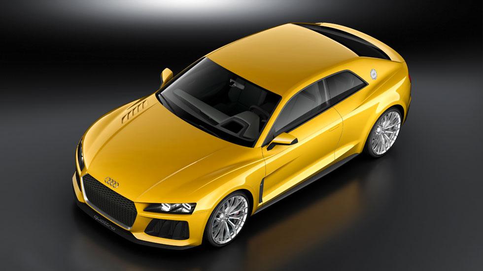 Audi Sport Quattro Concept: 700 CV y 2,5 l/100km