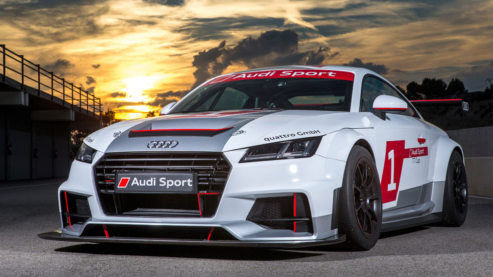 Audi Sport TT Cup, pistoletazo de salida en Hockenheim