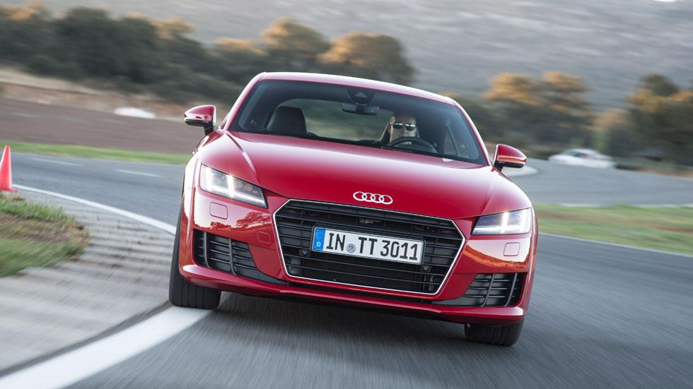 Contacto: Audi TT, revolución interior