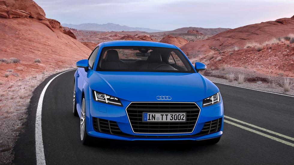 Nuevo Audi TT: un deportivo en radiografía