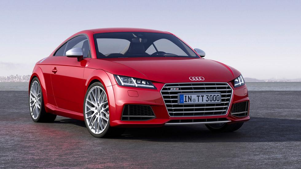Nuevo Audi TT: más deportivo y mejor en todo