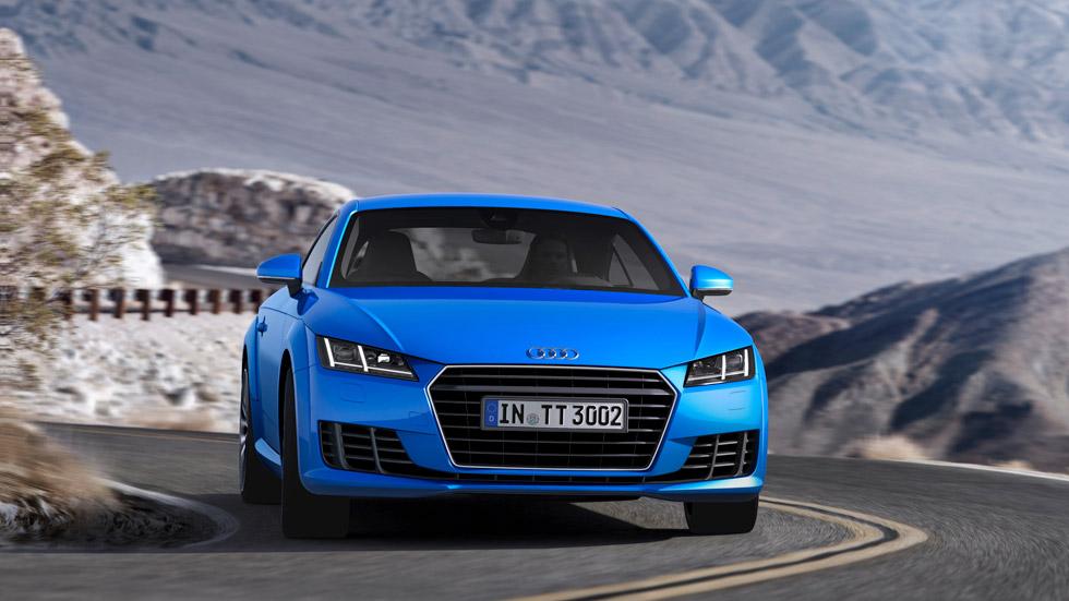 Nuevo Audi TT Coupé: más deportividad desde 40.890 euros