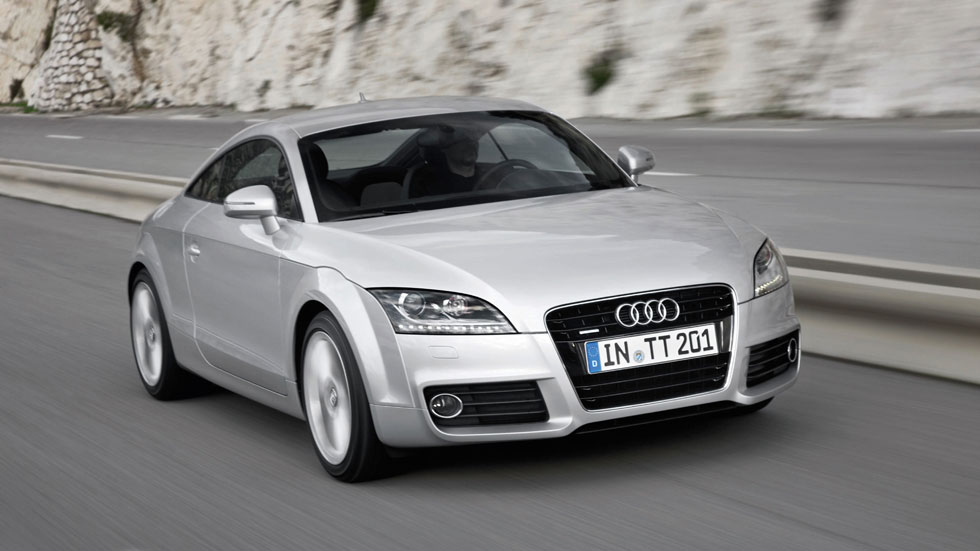 Audi TT: el coupé que menos se rompe
