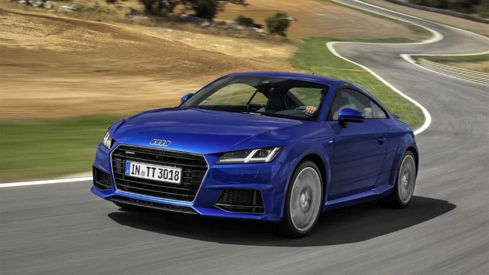 Audi TT S Line Edition, más equipamiento y menos desembolso