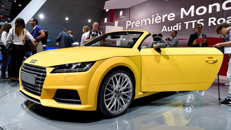 Audi TT Roadster, lo mejor del deportivo compacto al descubierto