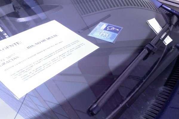 Aumentan las multas a los minusválidos por aparcar en sus plazas