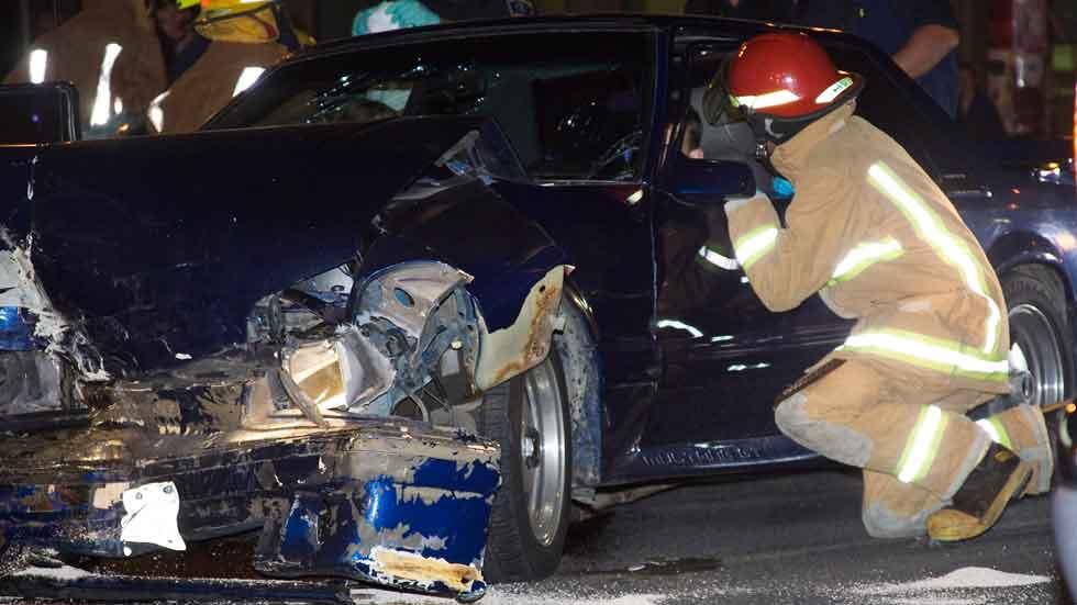 Los accidentes en carretera aumentaron hasta 42.000, según Mutua Madrileña