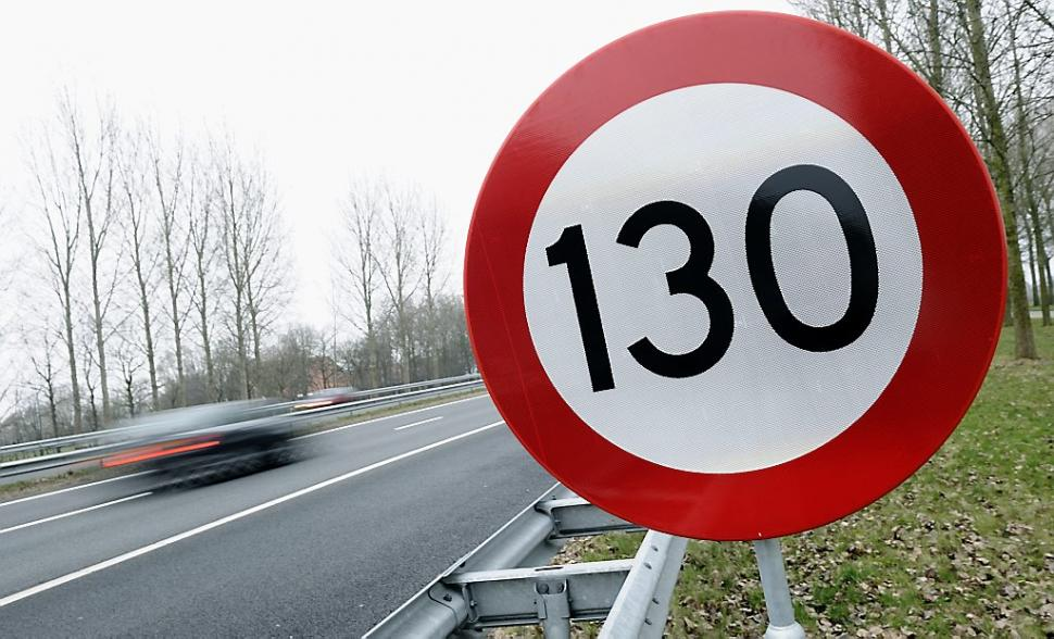 Los 130 km/h serán una cosa excepcional y temporal