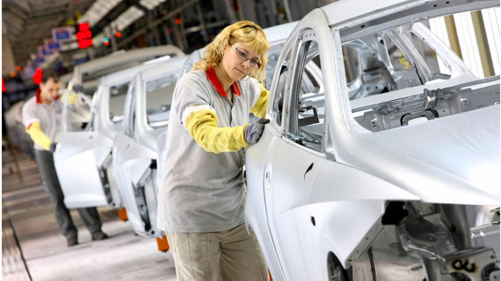 Las ventas de coches crecen un 23,9 por ciento en junio