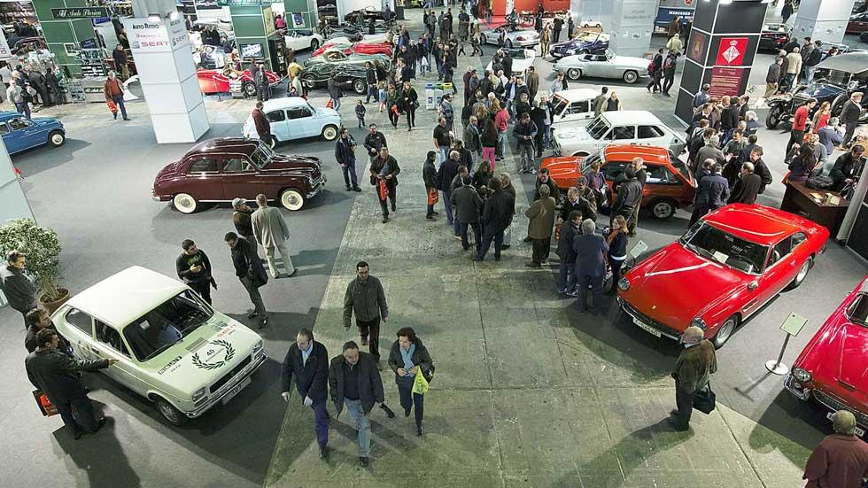 Abre Auto Retro Barcelona, la feria de los clásicos