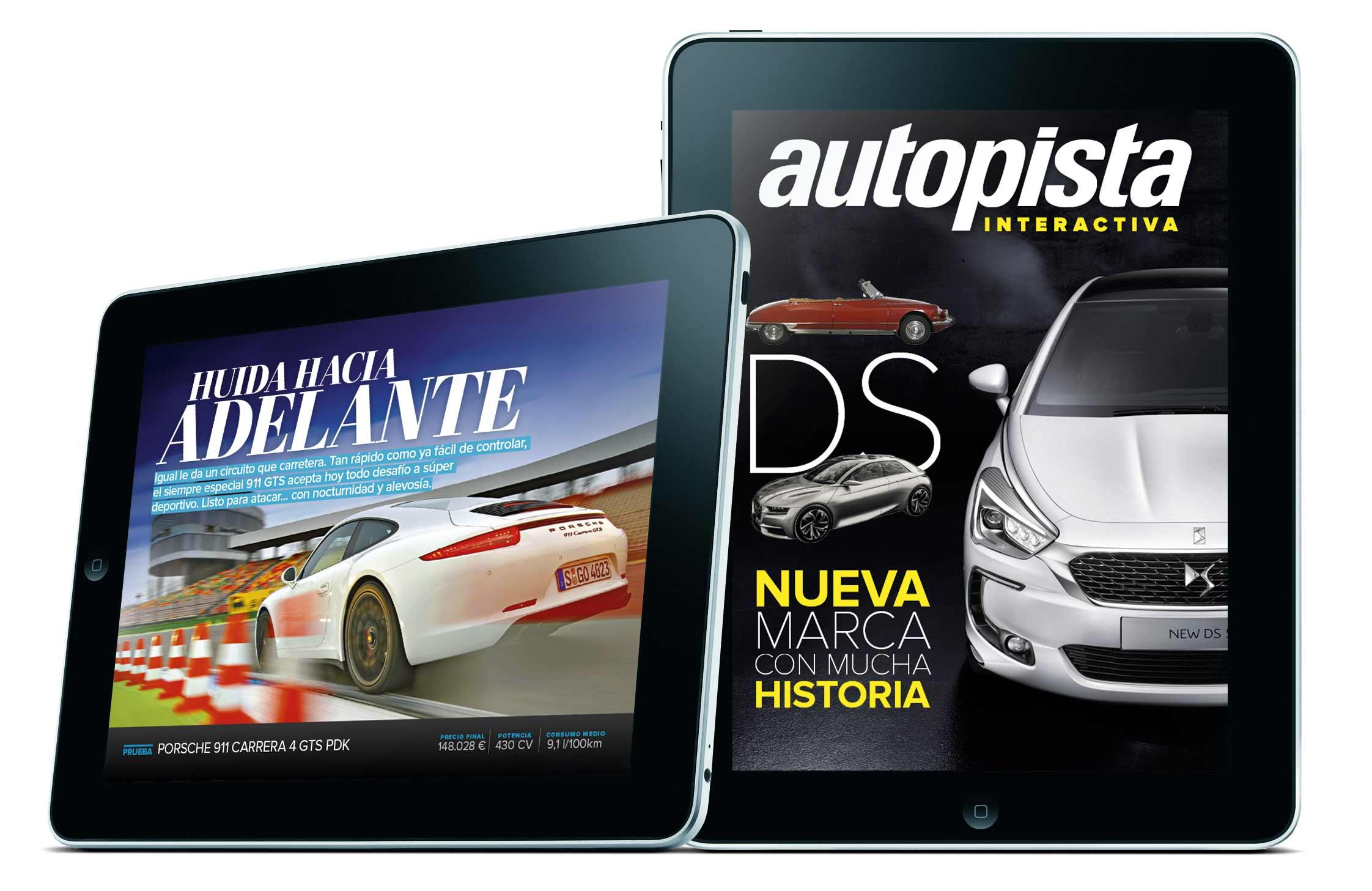 Autopista Interactiva: DS, una nueva marca de leyenda