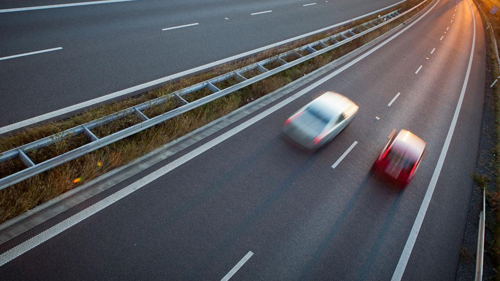 Las autopistas más peligrosas de España