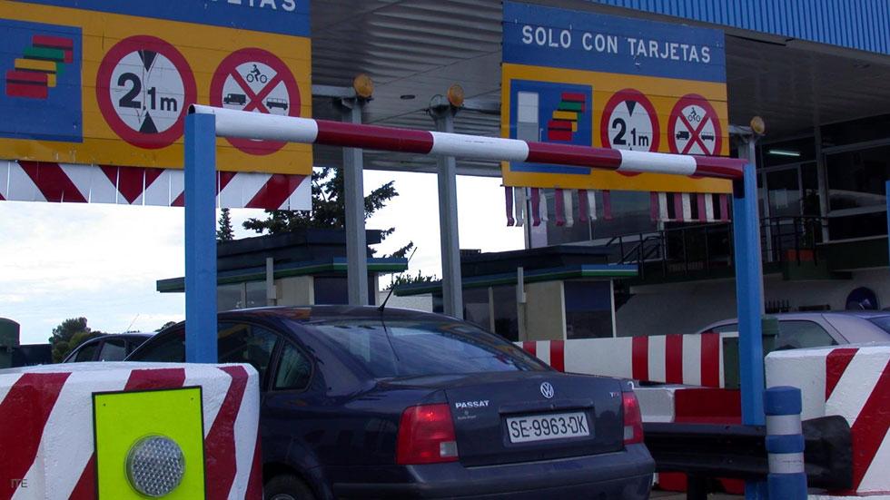 Los peajes de autopista más caros de España