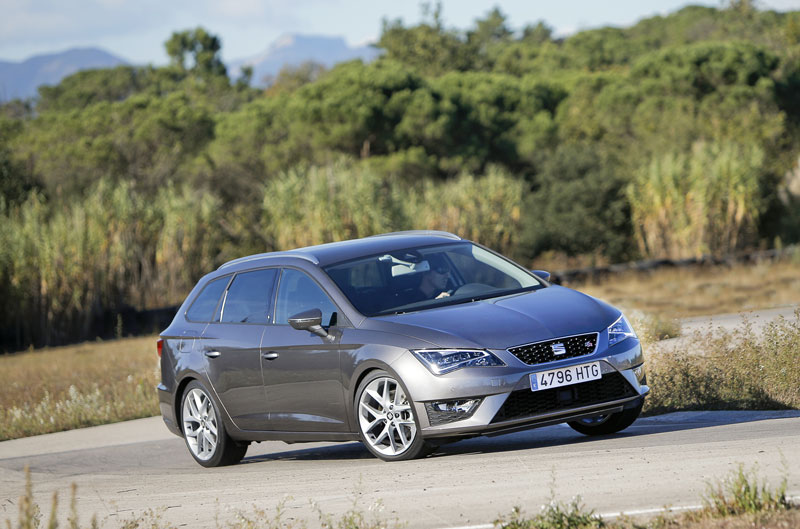 Seat León ST 2.0 TDI FR y claves financiación coches