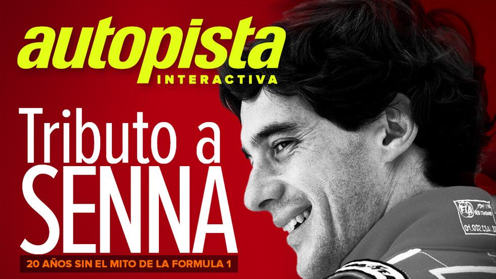 Autopista Interactiva: Especial 20 años sin Ayrton Senna