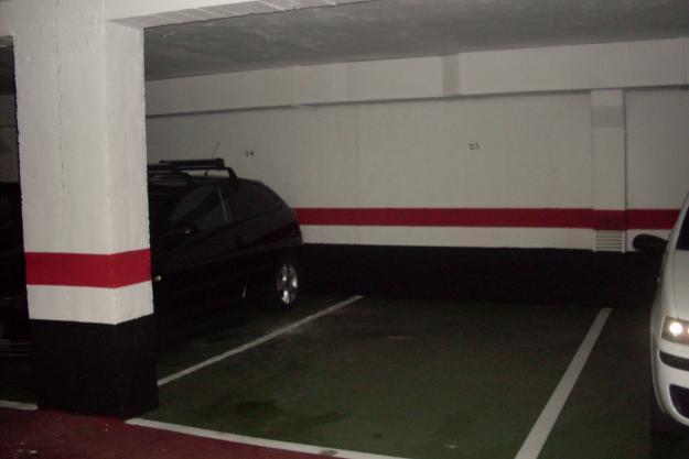 bajan los ingresos por alquiler de plazas de aparcamiento