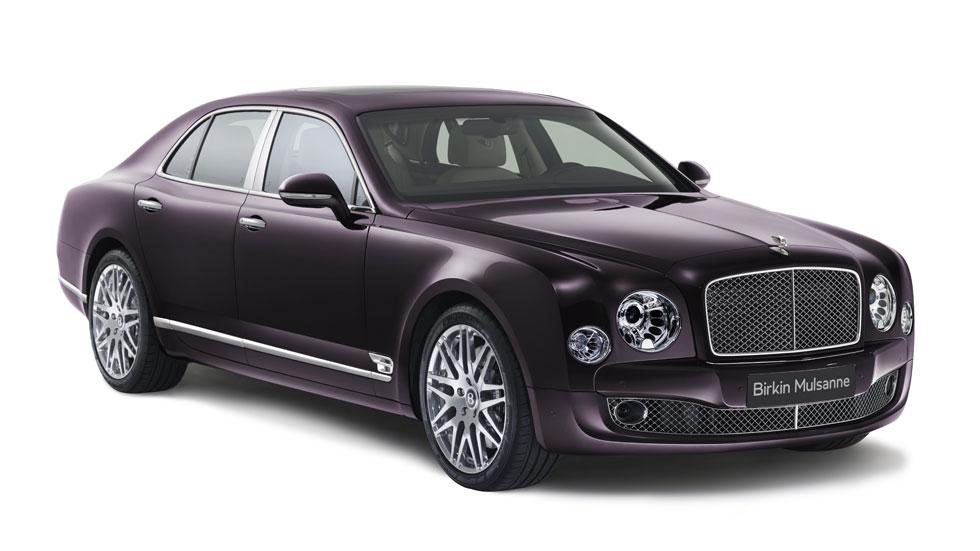 Bentley Birkin Mulsanne, señorío y lujo británico