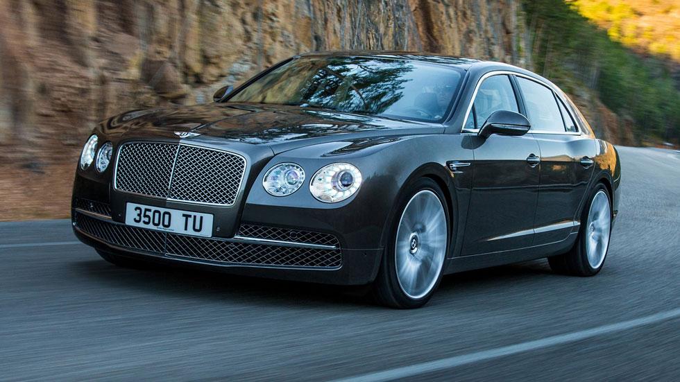 Nuevo Bentley Flying Spur, oda al lujo