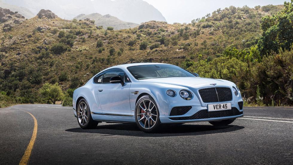 Bentley Continental GT, más lujo y distinción