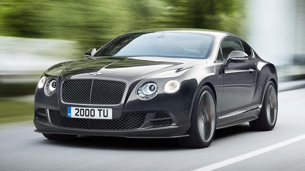 Bentley Continental y Flying Spur 2014: oda al lujo