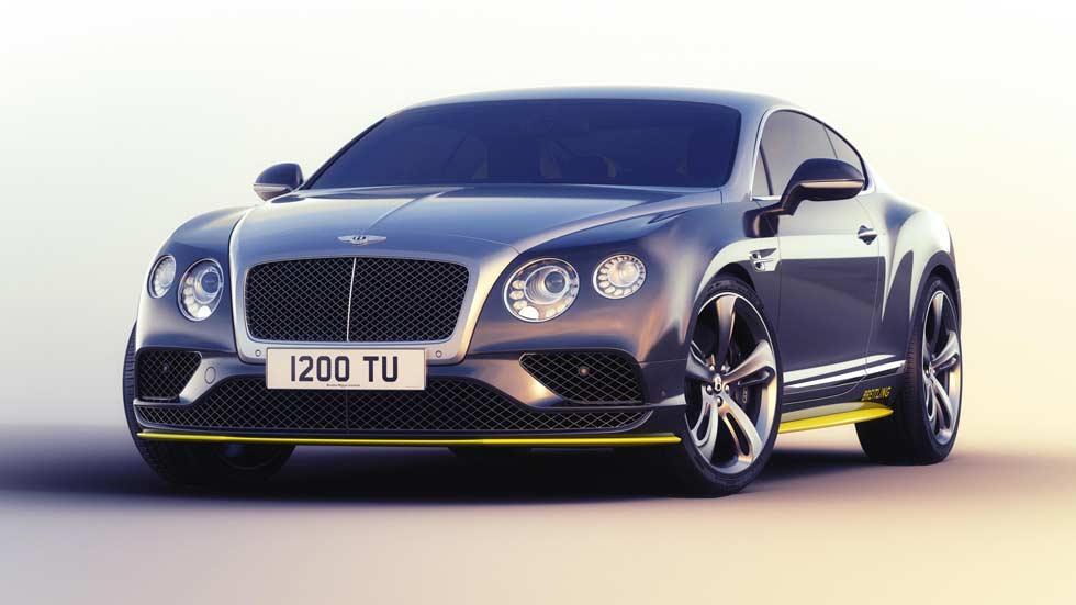 Bentley Continental GT Speed Breitling Jet Team Series, lujo de altura