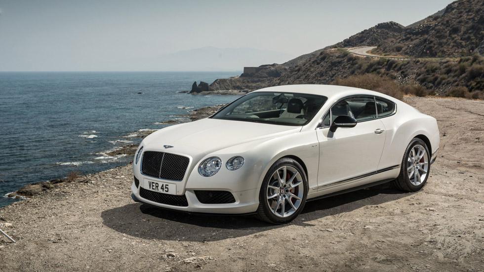 Bentley Continental GT V8 S, deportividad y lujo van de la mano