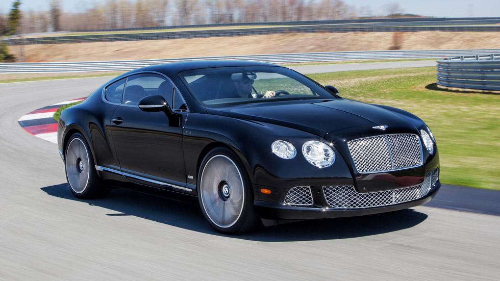 Bentley Mulsanne y Continental GT Le Mans Limited Edition