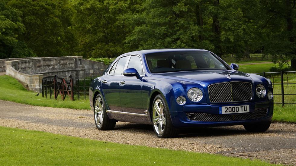 Bentley Mulsanne, lujo y confort en su máxima expresión
