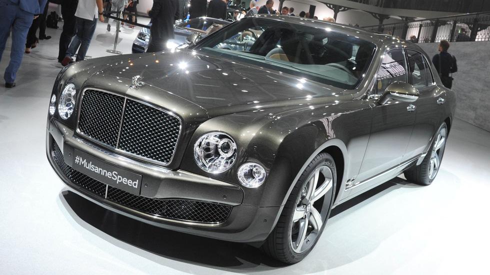 Bentley Mulsanne Speed, prestaciones y lujo a raudales