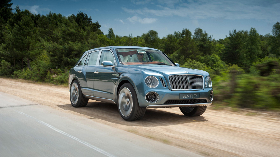 Confirmado: luz verde al SUV de Bentley