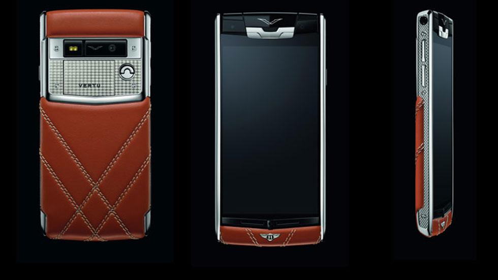 Bentley y su smartphone de 12.500 euros