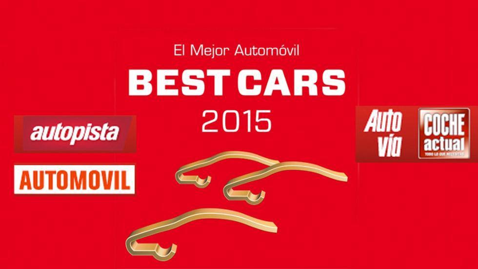 Best Cars 2015, los coches preferidos de los españoles